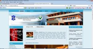 contoh web : http://www.surabaya-ehealth.org/